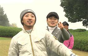HTV15選手会ゴルフ4