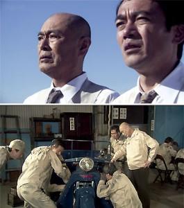 NHKドラマ三輪トラック