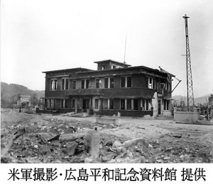 NHK焦土の放送局